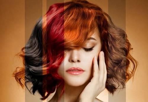 в какой цвет покрасить волосы