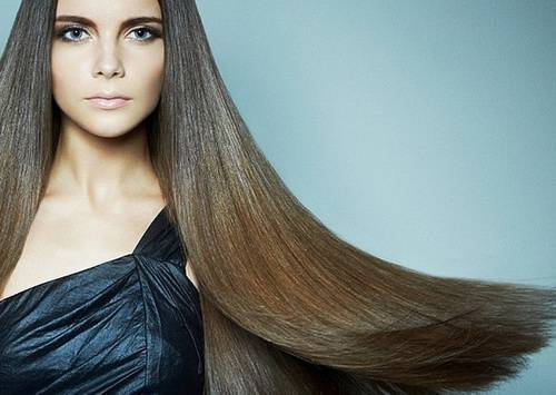 А что вы делаете с длинными волосами