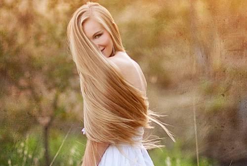 домашний спрей для волос