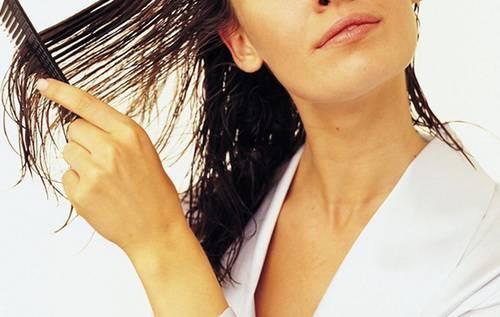 маски с касторовым маслом от выпадения волос