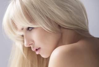 как осветлить волосы в домашних условиях быстро