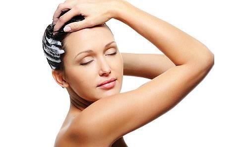 мыть голову бальзамом для волос ко-вошинг