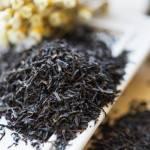 черный чай для волос