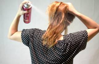 состав лака для волос