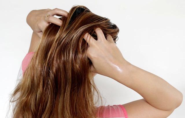 Массаж головы для роста волос
