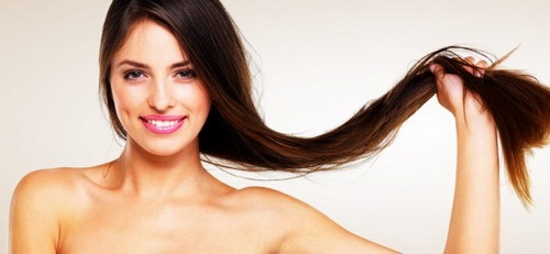 Маска для волос сухих яичная