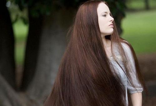 Как самой сделать волосы длиннее фото 635