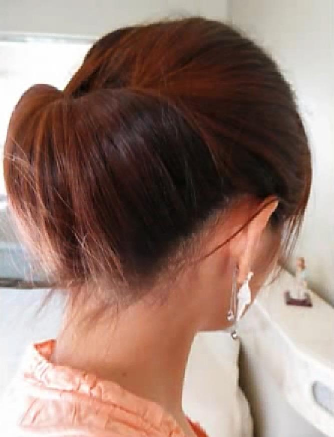 Как сделать прямые волосы с утюжком 161