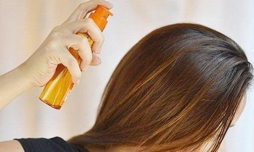 спрей для расчесывания волос в домашних условиях