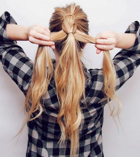 коса пошаговое фото