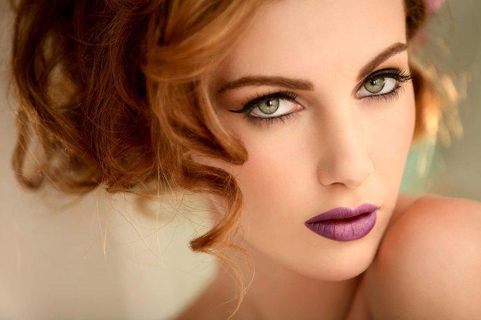 макияж дл зеленоглазых девушек