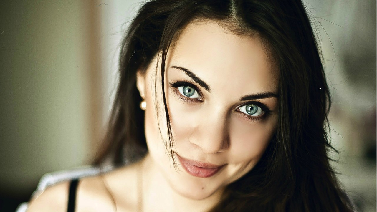 цвет волос под зеленые глаза