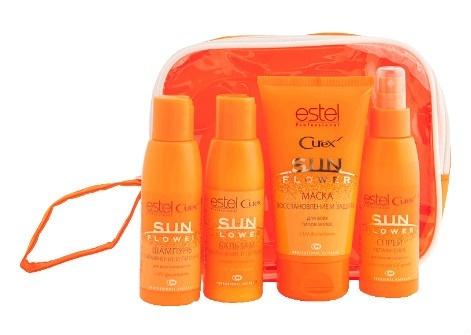 солнцезащитные средства для волос