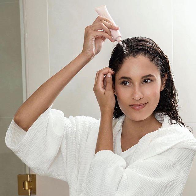 пилинг для волос и кожи головы