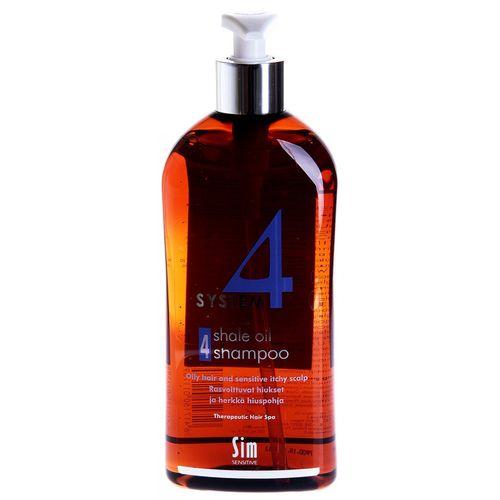 шампунь для очень жирных волос system 4