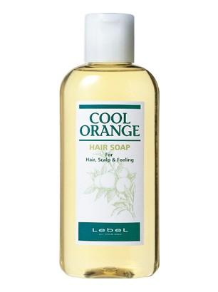 шампунь cool orange для жирной кожи головы