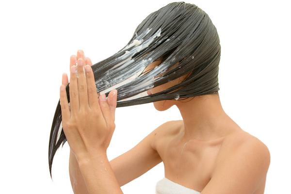 как использовать бальзам для волос