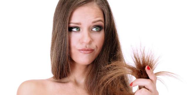 как ухаживать за сухими волосами что делать